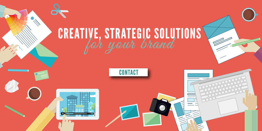 creative, strategic solutions for your brand