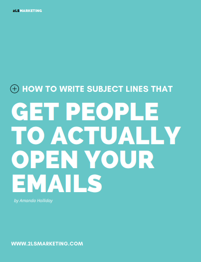 how to write email subject lines